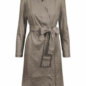 Zusss badjas met streep zand 0606 003 1514 voor