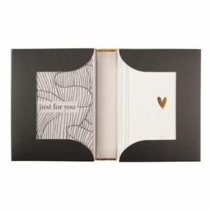 Zusss box met 12 wenskaarten zand 0807 032 0500 00 voor
