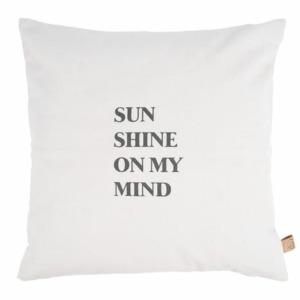 Zusss buitenkussen sunshine 45x45cm zand 1101 004 1514 00 voor