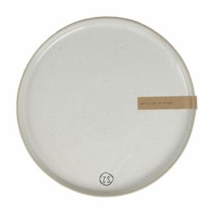 Zusss dinerbord aardewerk wit 0701 002 0500 00 voor
